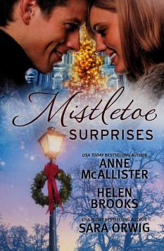Cover of: Mistletoe surprises | Anne McAllister