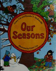 Cover of: Our seasons | Grace Lin