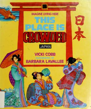 Cover of: This place is crowded   Vicki Cobb
