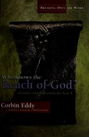 Cover of: Who knows the reach of God?   Corbin Eddy